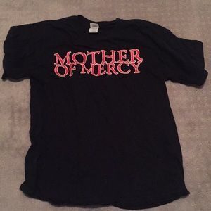 Vintage- Mother of mercy band tee